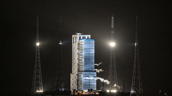 China successfully lands spacecraft on moon to bring rocks back to Earth