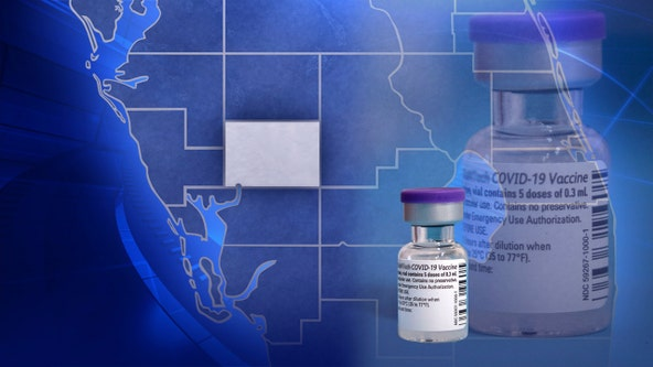Desoto County COVID-19 vaccine distribution