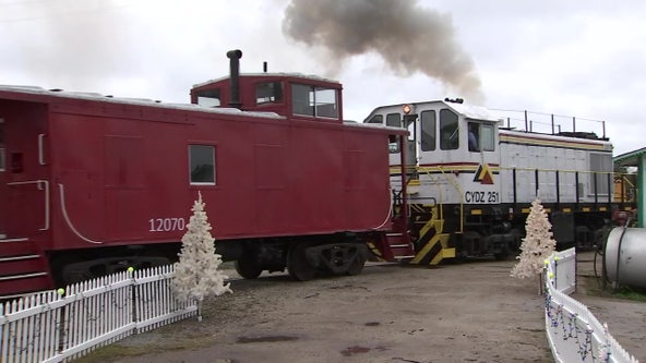 Take a trip back in time, or to the North Pole, at the Florida Railroad Museum