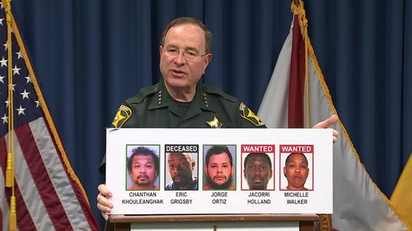 Sheriff Judd: Georgia men responsible for organized retail crime ring targeting Florida, other states