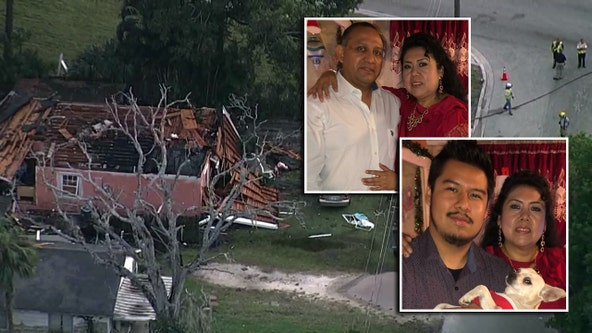 Family remains hospitalized after home explodes in Manatee County