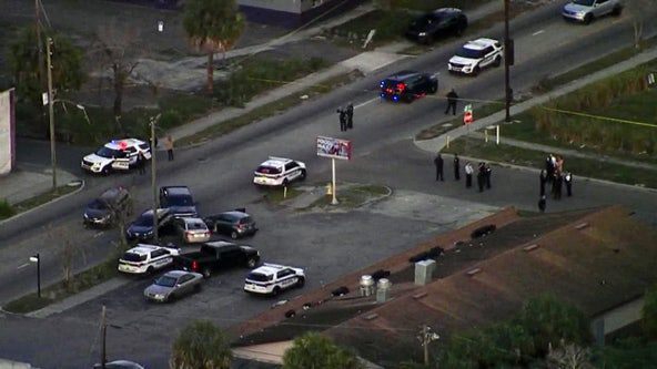 Suspect dead, officer hospitalized after shootout in South St. Pete, Pinellas sheriff says