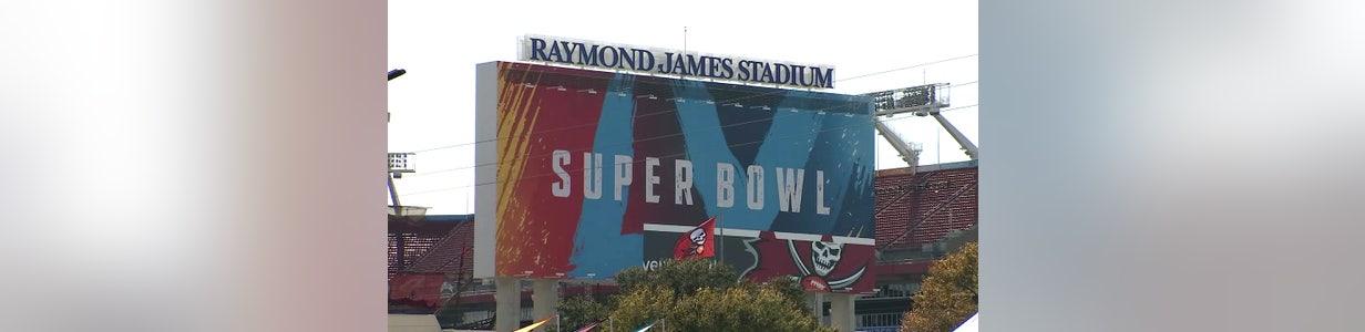 Super Bowl in Tampa