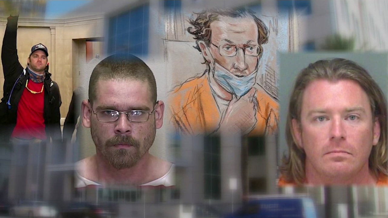 Florida men accused in Capitol riot could face sedition charges, experts say