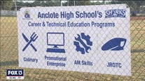 Getting technical at Anclote High School