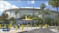 Options with and without Tropicana Field in redevelopment pitches