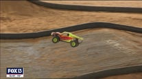RC racing is out in full force at this Tampa track