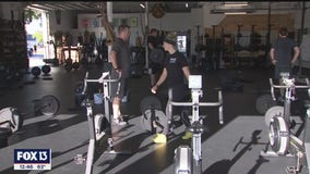 CrossFit offers help to reach those 2021 fitness goals