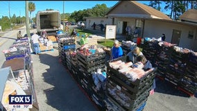 Pasco County church feeding 18,000 families