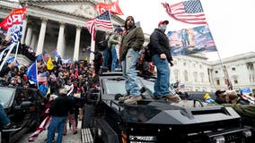 PHOTOS: Pro-Trump rioters storm Capitol in DC