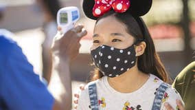 Disney World likely to require masks through 2021, CEO says