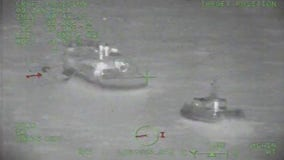 Coast Guard rescues 3 from flooding boat off Anna Maria Island