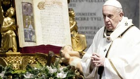 Pope Francis says women can read at Mass, but still can't be priests