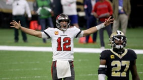 Bucs one win away from Super Bowl in Tampa