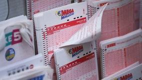 Unclaimed $1M Mega Millions ticket expires Wednesday