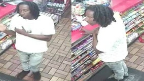 Gas station employee critically injured after suspect punches him in the face and flees, police say