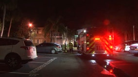Two families displaced following fire at Bradenton apartment