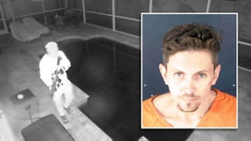 """Rifle-toting man was on drugs during """"mission"""" to break into home, deputies say"""