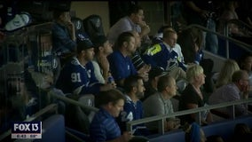 Tampa Bay Lighting to open season without fans