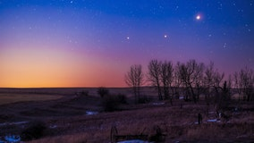 'Planetary trio': Spectacular triple conjunction to light up sky for 1st time since 2015 — here's how to watch