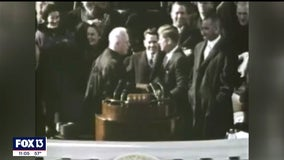 The history of presidential inaugurations