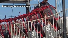 Investigation underway after woman says safety bar on Manatee County fair ride malfunctioned