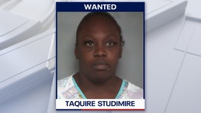 Haines City woman wanted for hit-and-run crash, child abuse