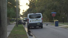 Police: DUI driver fled crash that critically injured motorcyclist in Clearwater