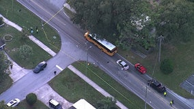 Police: Winter Haven student on bicycle seriously injured after she was struck by vehicle