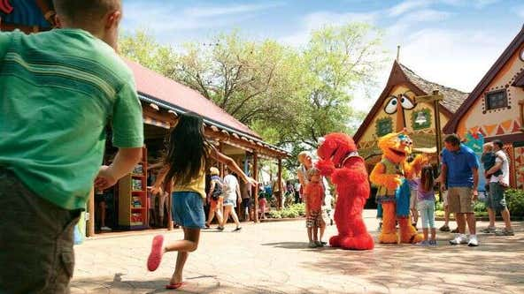 Kids 5 and younger can get free admission all year at Busch Gardens, SeaWorld