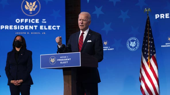 Biden aims to vaccinate 100M people in 100 days through FEMA-run mass vaccination sites