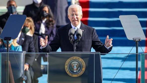 President Biden makes direct appeal to Trump supporters, calls for national unity