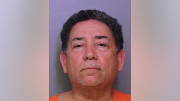 Lakeland elementary school custodian accused of domestic violence on elderly victim, deputies say