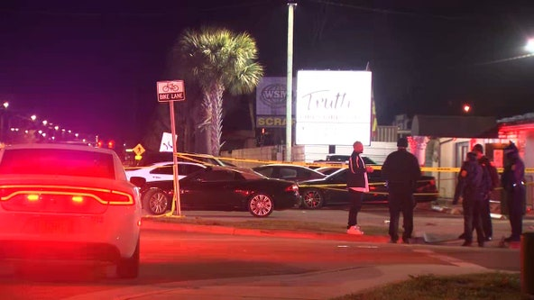 Four in custody after drive-by shooting at Tampa adult entertainment club, I-275 crash, police say