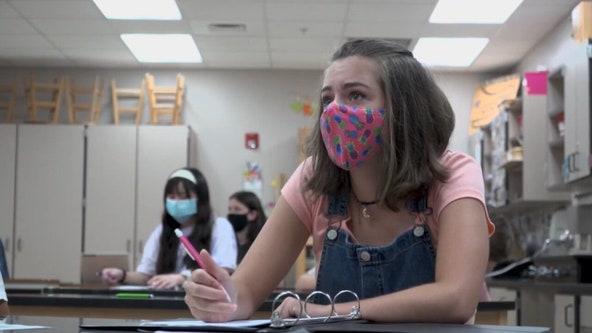 CDC says proper precautions result in few COVID-19 cases in schools; cites Polk wrestling tournament