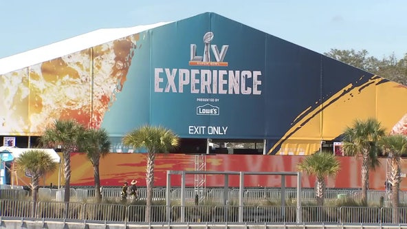 Ticket reservations for NFL Super Bowl Experience hits capacity