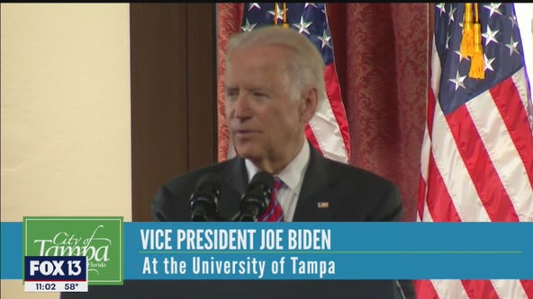 Biden unwittingly previewed foreign policy during 2016 UT speech