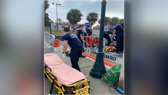 USCG: Fog may have played role in boat crash that injured 7 in Tampa Bay
