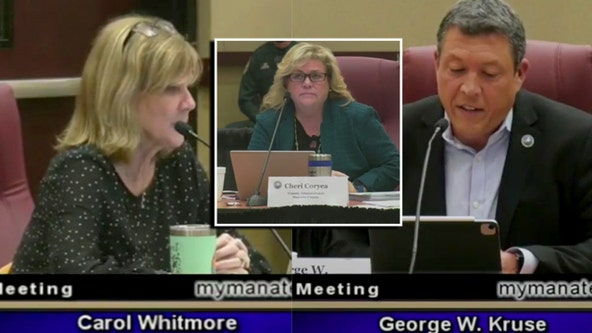 An affair, photos, and accusations of toxic culture within the Manatee County commission