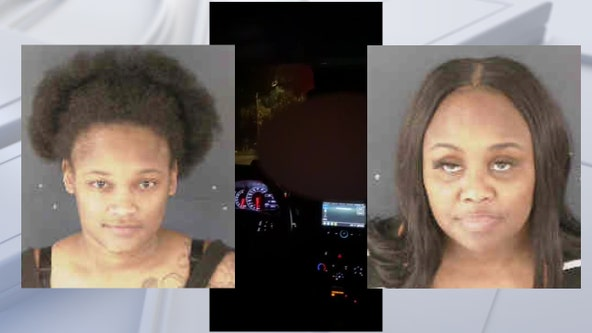 Women accused of pretending to be officers, threatening to shoot victim