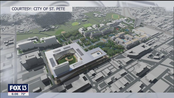 St. Pete Mayor, Rays owner at odds over Tropicana Field redevelopment plans