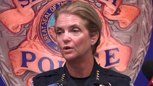 Sarasota's police chief to resign, effective Friday