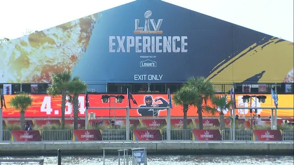 Tampa temporarily expands mask mandate to include outdoor areas during Super Bowl events