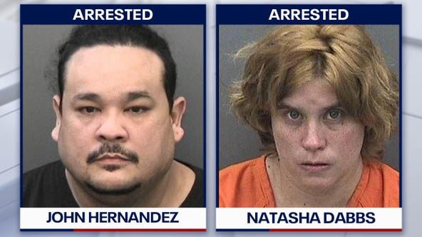 Tampa couple accused of locking child inside closet '16 hours a day' as punishment, deputies say