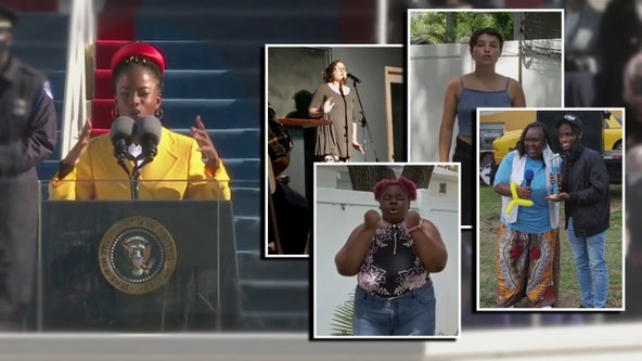 Inaugural poet inspires young Tampa Bay spoken word artists