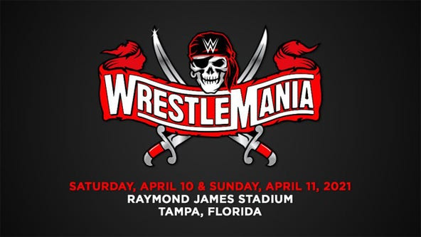 WrestleMania 37 in Tampa: Tickets on sale March 16