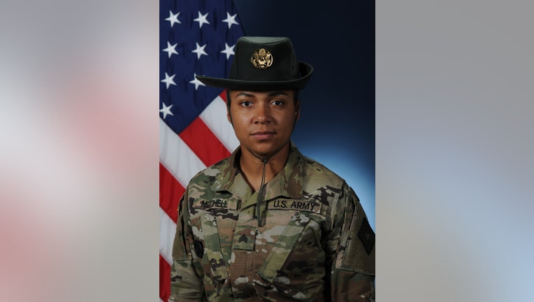 Army Sergeant Jessica Mitchell Dies After Being Found Shot Multiple Times in Stalled Car on San Antonio Highway