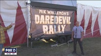 Nik Wallenda brings Daredevil Rally Drive-in Thrill Show back home