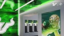 USF football head coach talks new indoor practice facility