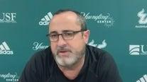 USF women's basketball head coach Jose Fernandez taking no credit for Naismith watch list
